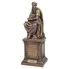 "Plato ancient Greek Philosopher Statue Sculpture 13"""