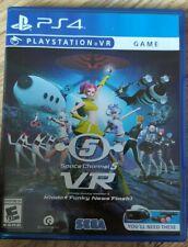 Espacio de canal 5 PS4 psvr Limited Run Games Inc Tarjeta de Coleccionista