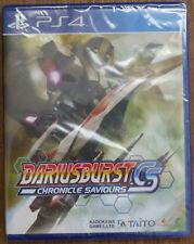 Darius Burst CS - Limited Run #48 - PS4 NEUF