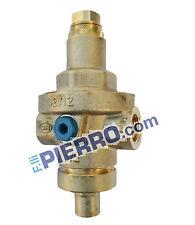 Riduttore di pressione 1/2 membrana pn 40 OFFICINE RIGAMONTI acqua regolatore
