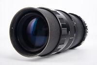 Enna Munchen Tele-Zoom 85-250mm f/5.6 Zoom Lens M42 Mount for PARTS REPAIR V15
