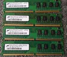 4GB 4X1GB PC2-5300 667 DDR2 667MHZ Desktop Memory 240PIN RAM DIMM