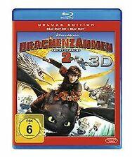 Drachenzähmen leicht gemacht 2 [3D Blu-ray] [Deluxe ... | DVD | Zustand sehr gut
