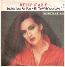 "<3902-11> 7"" Single: Kelly Marie - Loving Just For Fun"