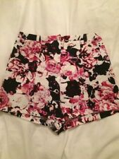 River Island Tailored Floral Shorts for Women