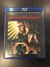 Blade Runner (5 Disc Complete Collectors Edition) Blu Ray Excellent Condition
