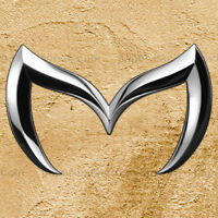 Mazda Evil M Bat Emblem Logo Mazdaspeed Car Window Wall Die Cut Decal Sticker