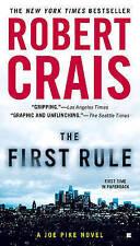 The First Rule by Robert Crais Elvis Cole 13 Joe Pike LA USA Crime Thriller P/B