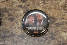 SDCC Promo Button Badge Pin Torchwood Miracle Day Starz Comic Con Tv Series A