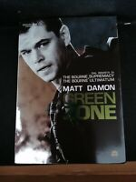dvd film GREEN ZONE Matt demon regista di Bourne guerra war nuovo