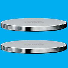 2x CR2025 3v lithium pila de botón baterías RELOJ REPUESTO