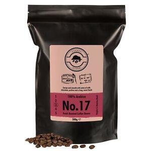 FRESH ROASTED Coffee 500g & 1kg BRAZIL * HONDURAS * PERU * (Brand: Cherry Storm)
