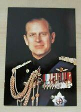 Postcard-HRH The Duke of Edinburgh-Unused