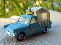 Vintage CORGI TOYS 447 WALLS ICE CREAM Ford Thames Van