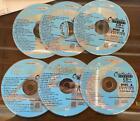 70s Pop KARAOKE CHARTBUSTER ESP464 -1-6 - 6 KARAOKE DISCS - CDG / CD+G