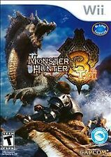 MONSTER HUNTER TRI: WII, Good Nintendo Wii, Nintendo Wii Video Games