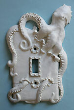 STEAMPUNK OCTOPUS KRAKEN light switch plate wall cover toggle outlet decor