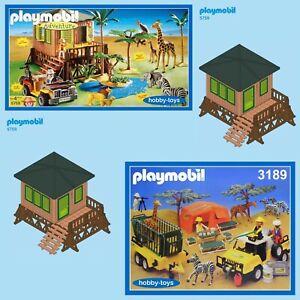 Playmobil * SAFARI LODGE 3189 3433 3529 4064 5759 * Spares * SPARE PARTS SERVICE