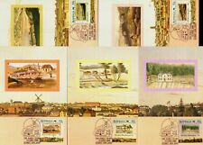 Australia Maximum / Maxi Cards - 1988 Early Years 1788 - 1809 (Complete Set)