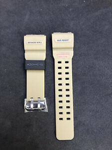 Mudmaster Watch Strap Band for GG-1000-1A5 GG 1000 BROWN KHAKI