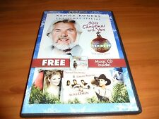 Kenny Rogers Christmas Special: Keep Christmas with You (DVD, 2009, DVD/CD) Used