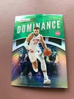 2019-20 Panini Prizm Basketball: Blake Griffin Dominance Green Prizm