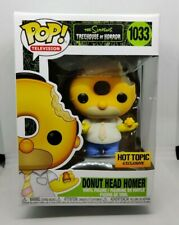Funko POP! 1033 Donut Head Homer The Simpsons Treehouse Of Horror