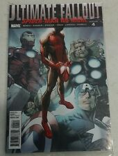 Ultimate Fallout #4 Polybagged Spider-Man No More First Appearance Miles Morales