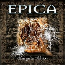 EPICA - CONSIGN TO OBLIVION (EXPANDED EDITION)  CD NEUF