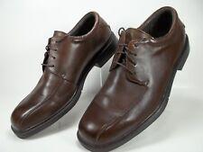 NUNN BUSH Genuine Brown Leather Oxford / Comfort Gel Mens size 11 M