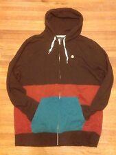 Element Skateboard Sweatshirt  XL Zip Up Hoodie Punk Rock Urban