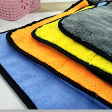 Large Car Soft Cleaning Cloth Towel Drying Microfiber Polish Cleaner 45*38cm 1Pc