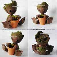 Jumbo chibi GROOT sculpture / statue / figure / toy Guardian of the Galaxy