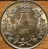 1910 CANADA SILVER 10 CENTS DIME COIN - Fantastic example!