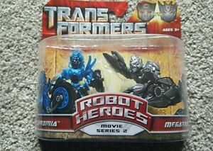 Transformers Revenge Of The Fallen - Movie Series 2 Chromia & Megatron