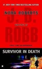 Survivor in Death by J D Robb (Paperback / softback, 2007)