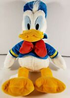 "Disney Store Donald Duck Mc Donald Duck Sailor Plush Stuffed Animal Doll Toy 18"""