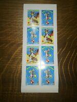 Carnet fete du timbre 2003 non plier
