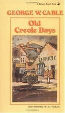 Old Creole Days (Paperback or Softback)