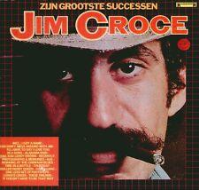 """JIM CROCE """" ZIJN GROOTSTE SUCCESSEN (GREATEST HITS) """" 2 LP NUOVO RARO"""