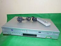 SAMSUNG Dual Deck DVD Player VCR VHS VIDEO CASSETTE Recorder Combo FAULTY