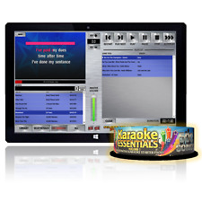 Selectatrack Touchscreen Karaoke Tablet. Includes 500 Songs