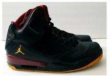 Nike Air Jordan SC-3 Flight Lifestyle Shoes Black Maroon Yellow Mens size 10.5