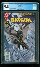 CGC 9.8 NM/MT BATGIRL #1 D.C. COMICS, 4/2000) WHITE PAGES SENSATIONAL 1ST ISSUE