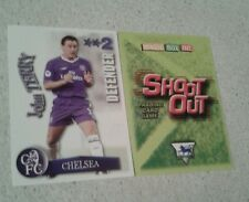 SHOOT OUT CARD 2003/04 (03/04) - Green Back -Chelsea - John Terry