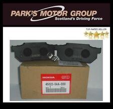 Genuine Honda Jazz Front Brake Pads 2002-2008  45022SAAE51