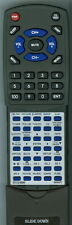 Replacement Remote for Marantz  30701021600AS, RC028SR, NR1506, RT30701021600AS