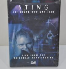 Sting: The Brand New Day Tour - Live From the Universal Ampitheatre NEW