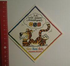 Aufkleber/Sticker: eins zwei sechs Liegelind Qualität (15101641)