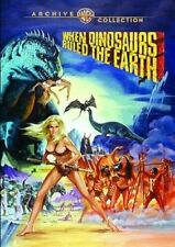 When Dinosaurs Ruled The Earth (sean Caffrey Victoria Vetri) Region 4 DVD